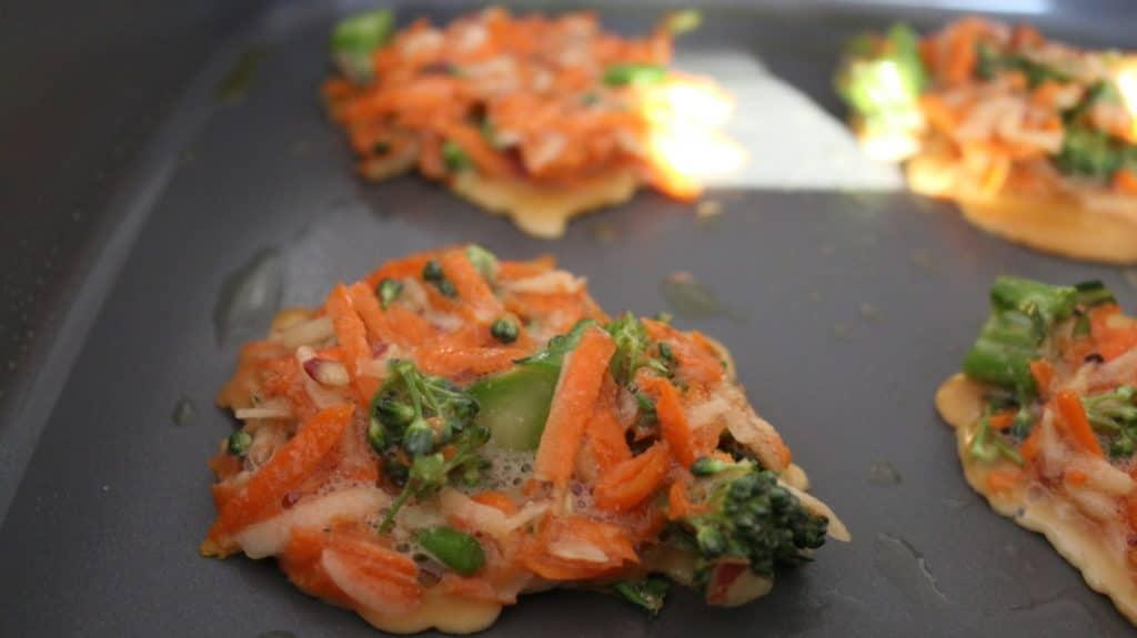 Vegetable Patties Clean Eating Recipe