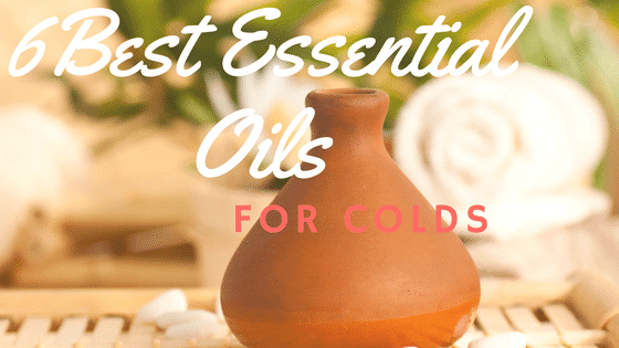 best essentail oils for colds