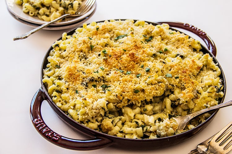 clean eating mac n cheese