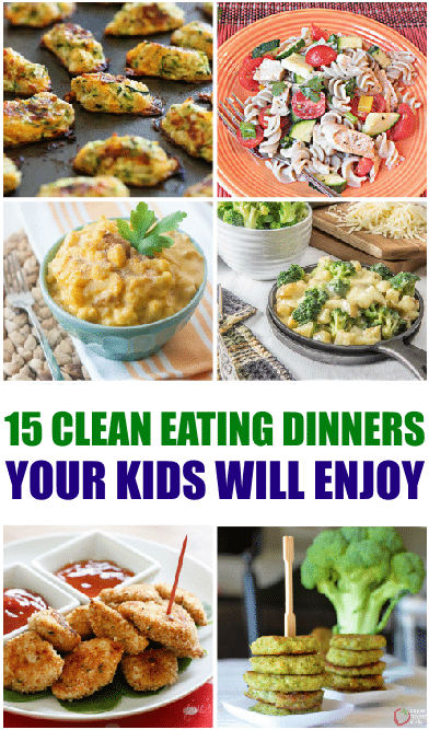 Clean Eating Dinners