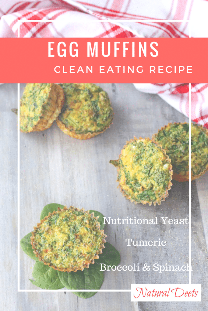 clean eating egg muffinc
