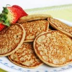 dairy adn egg free pancake