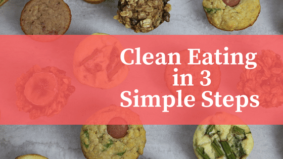 clean eating for beginning