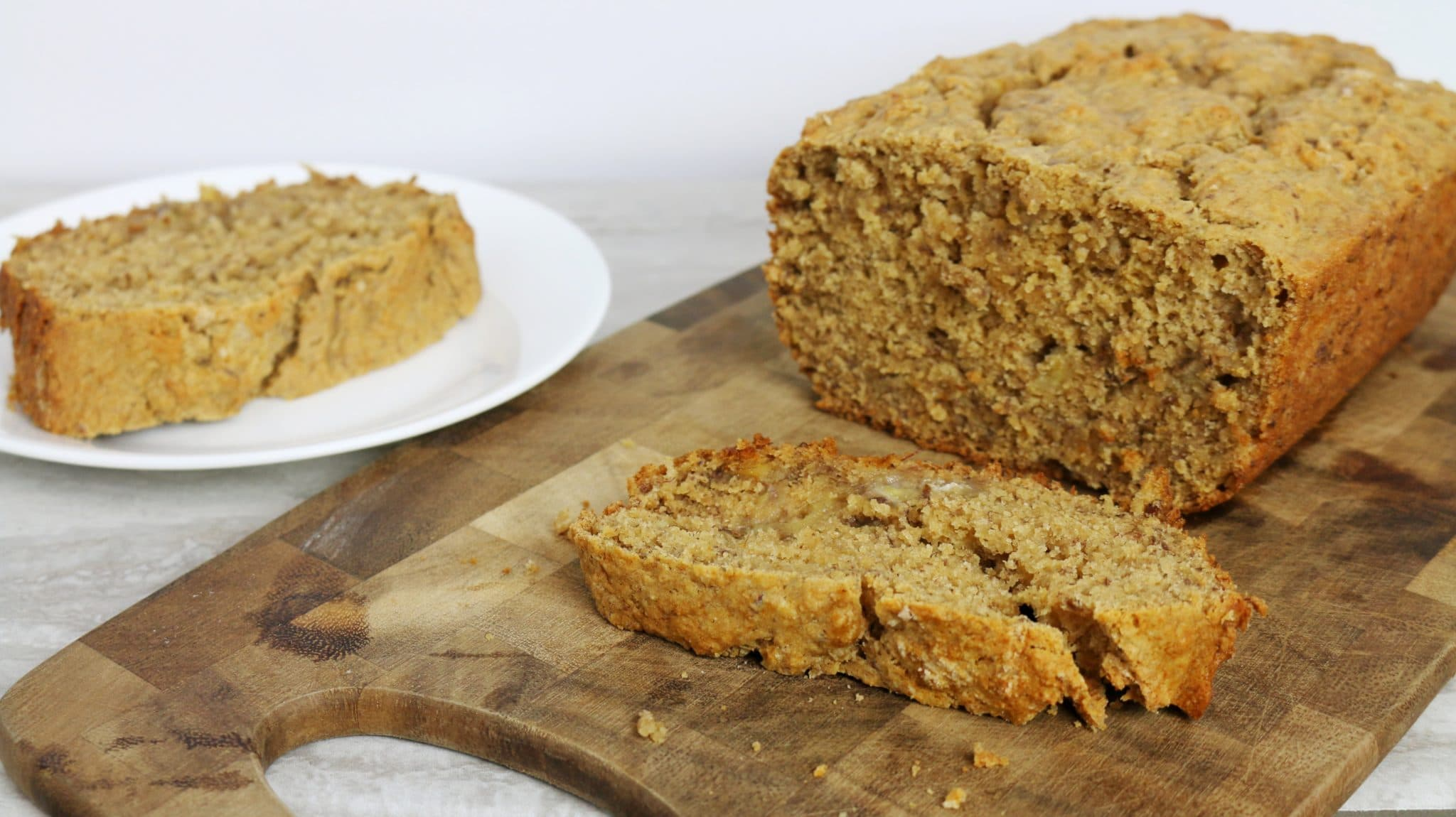 kid friendly banana bread