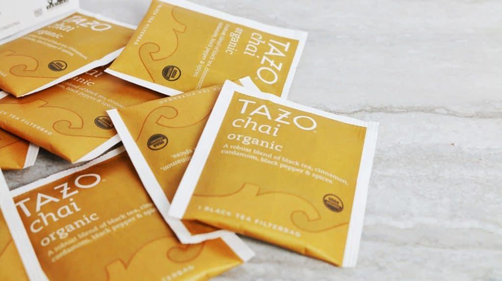 Tazo Chai Tea