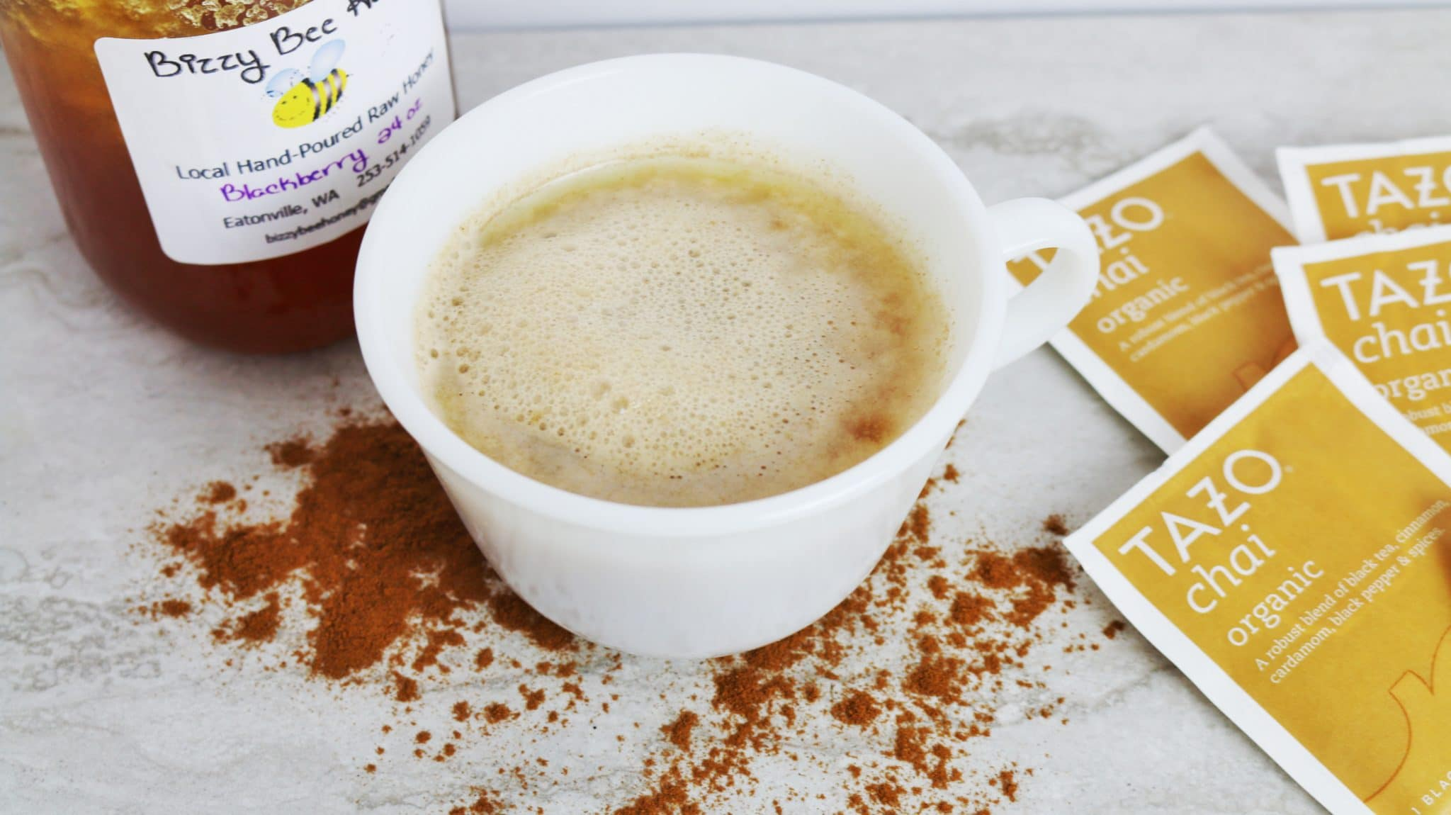 Chai Tea Latte Recipe   Dairy Free