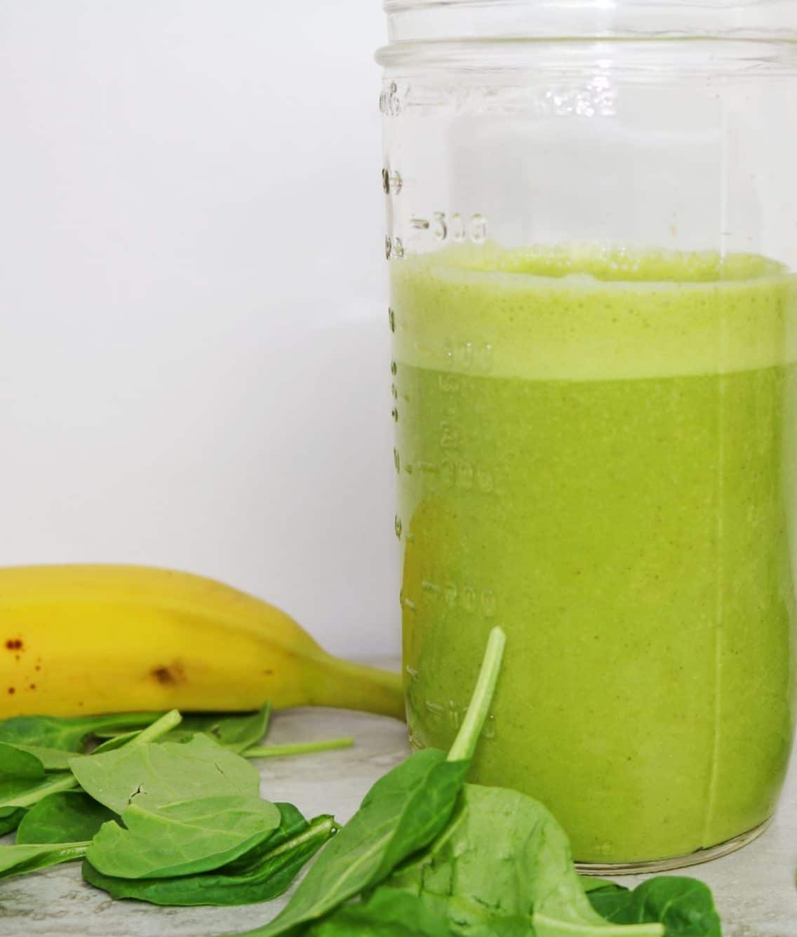 easy green smoothies