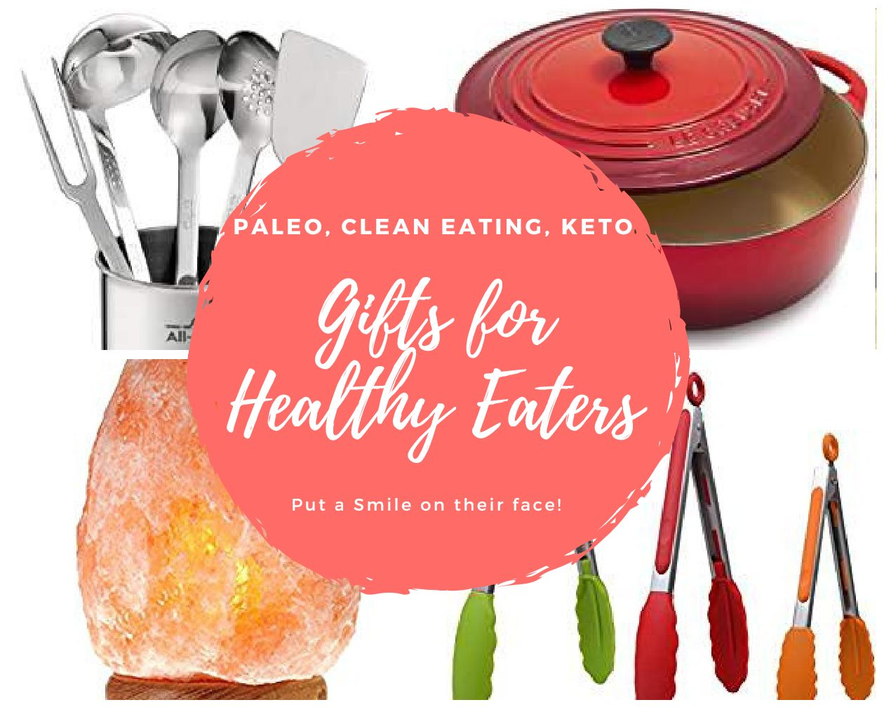 The Best Gifts for Healthy Eaters - Natural Deets