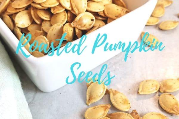 hot to roast pumpkin seeds