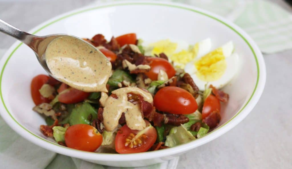 green chef cobb salad