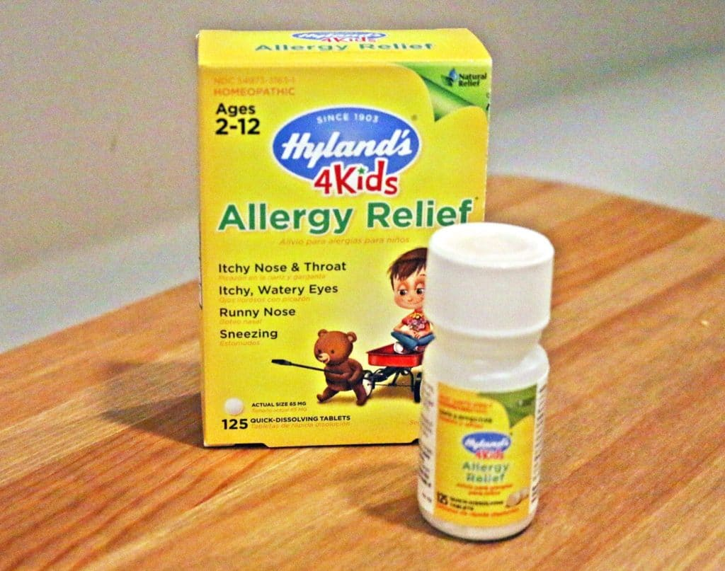 hyland's allergy relief