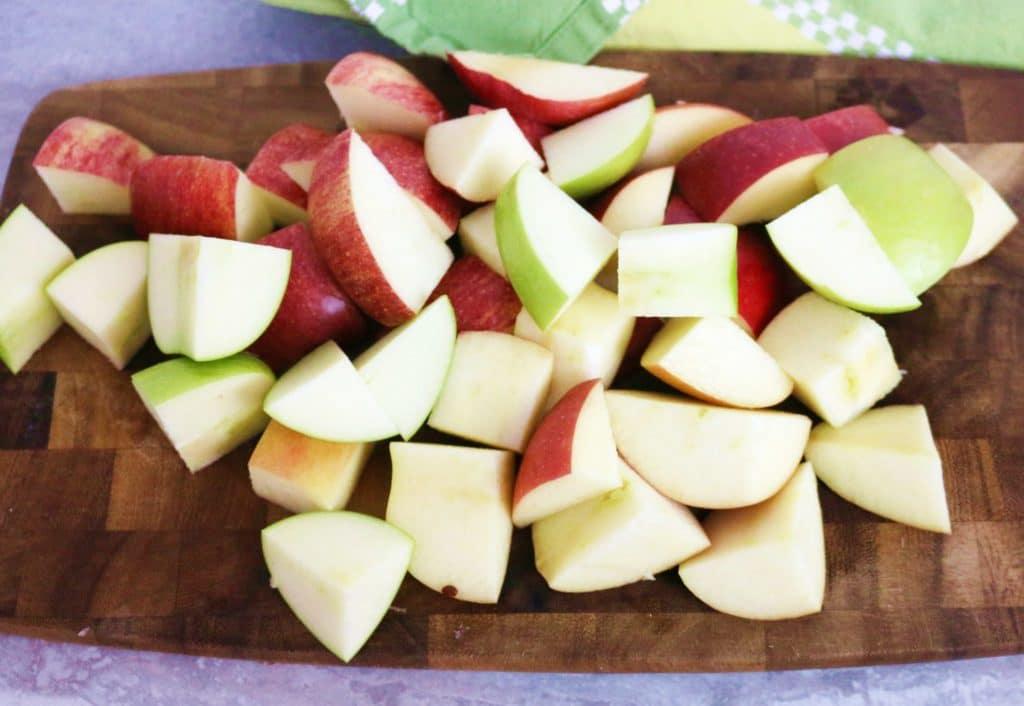 no sugar applesauce