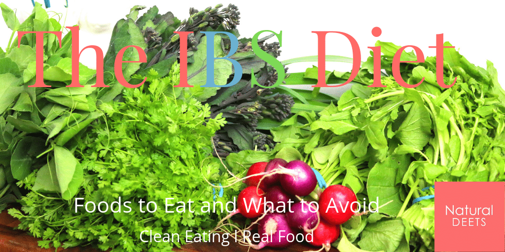 ibs diet and clean eating