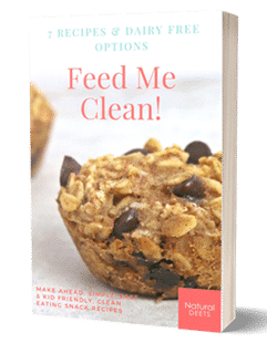 clean eating with kids book