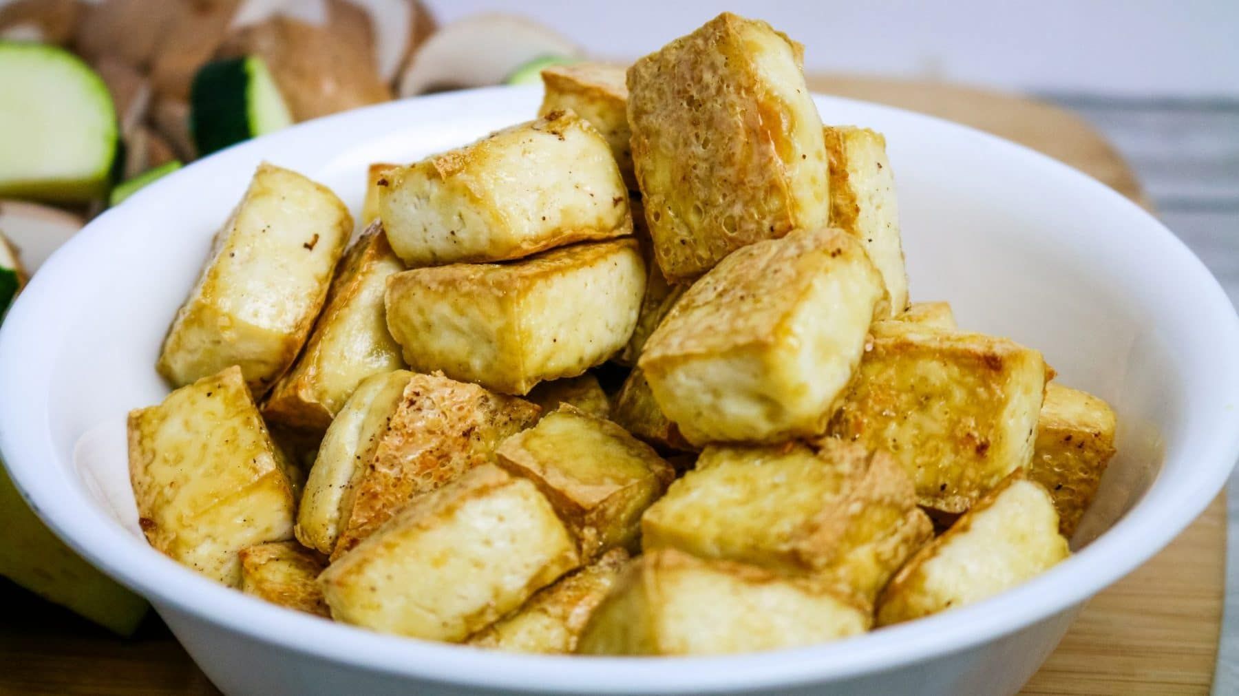 Baked Tofu Picture