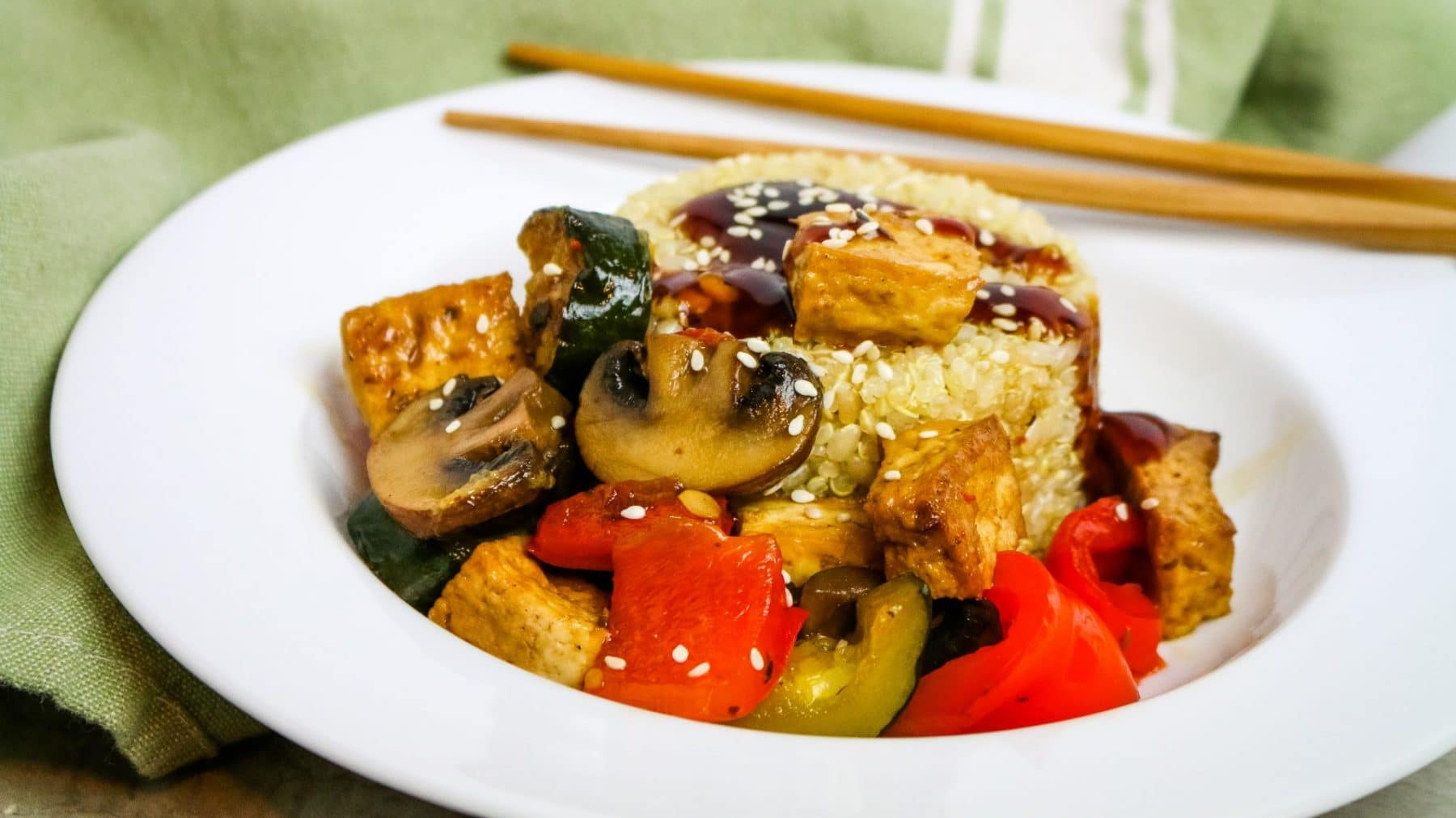 Picture of Tofu Stir Fry