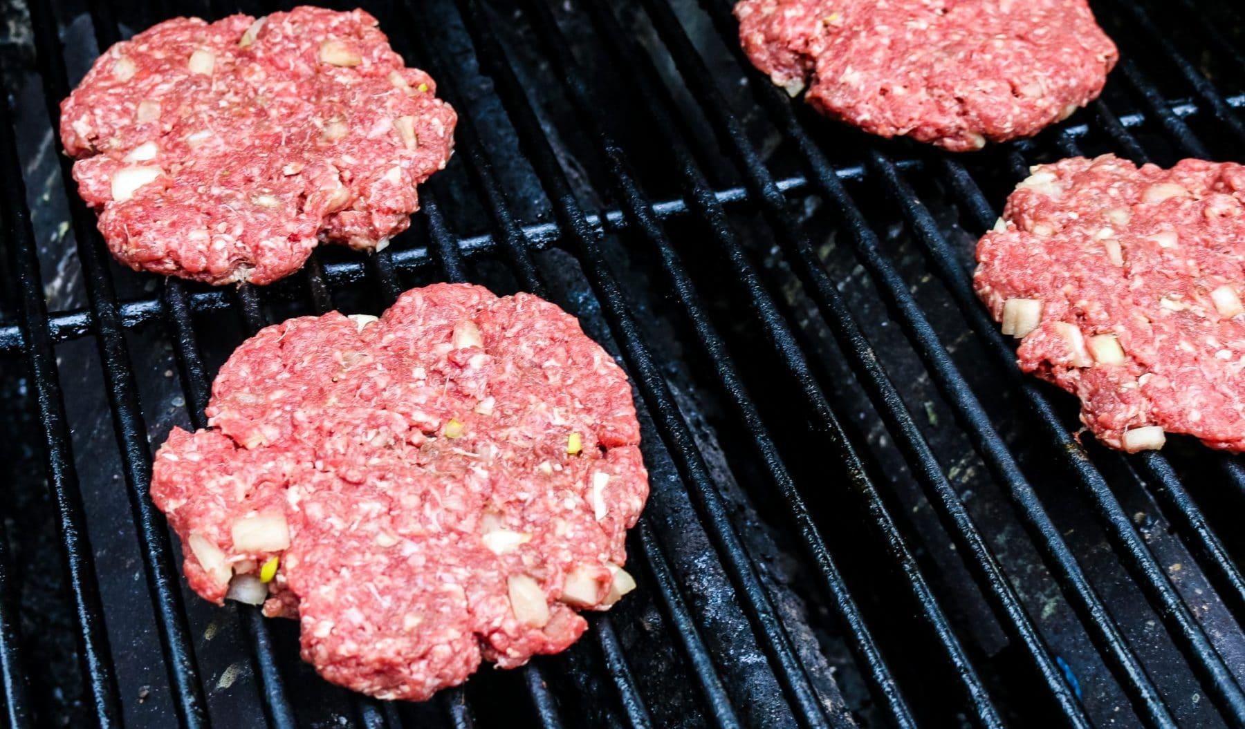 healthy bison burger recipe