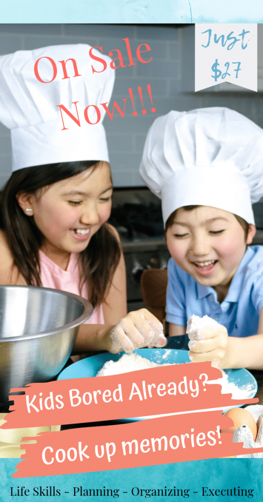 picture of cooking with kids course cover