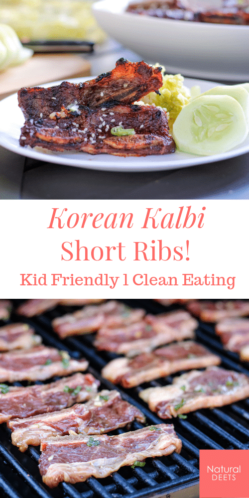 pin of kalbi short firbs