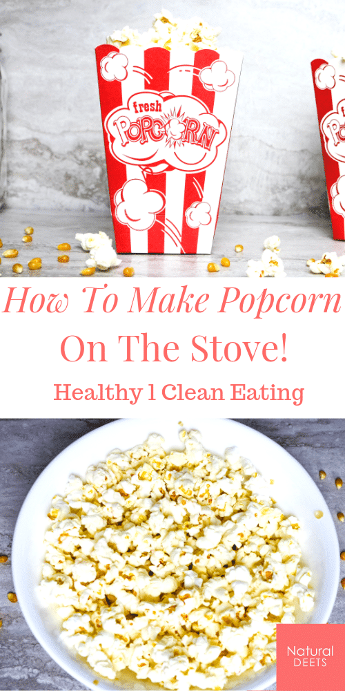 pinterest pin for popcorn