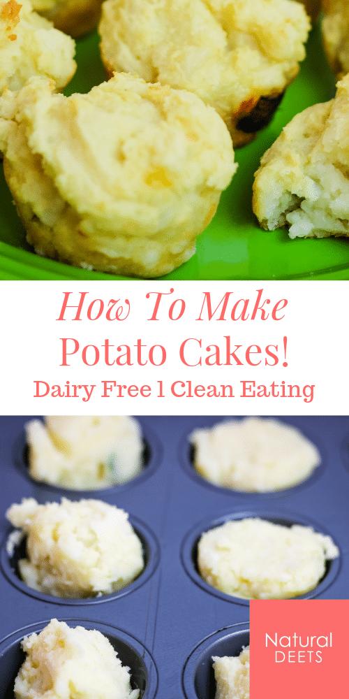 pin on how to make potato cakes
