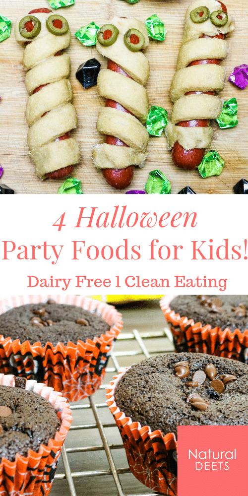 halloween party foods