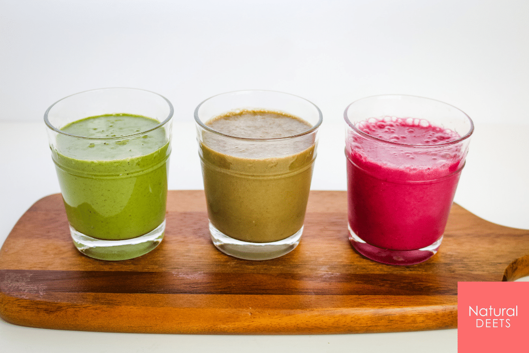 picture of your superfoods smoothies
