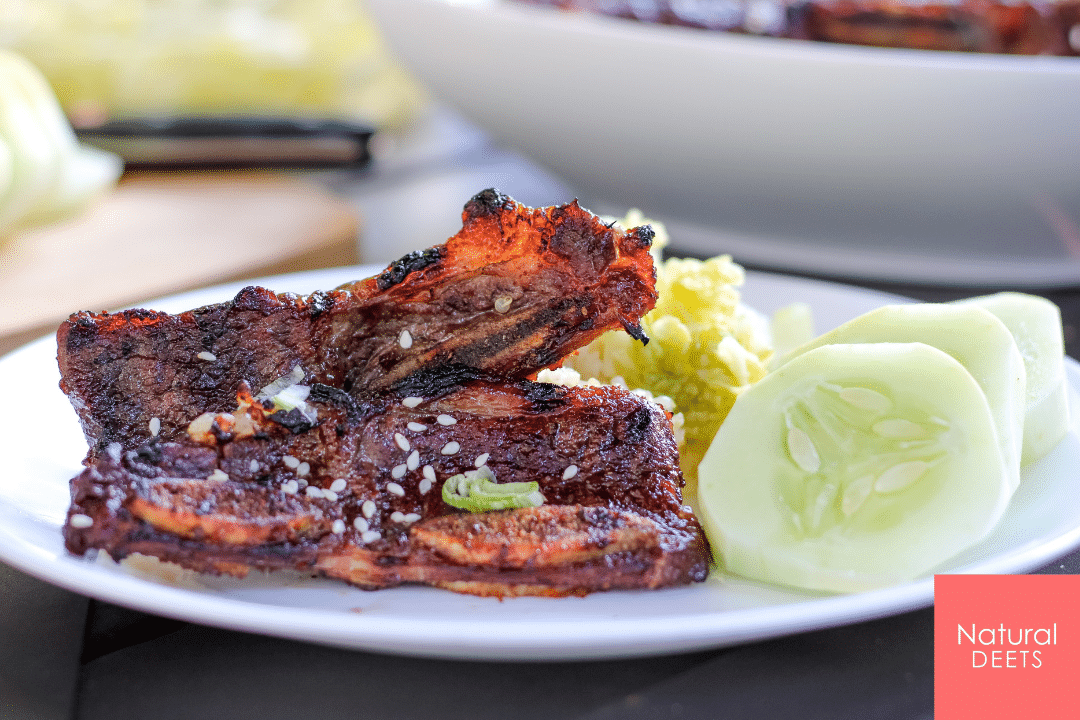picture of kalbi