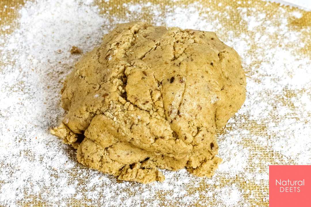 picture of cookie on a silpat
