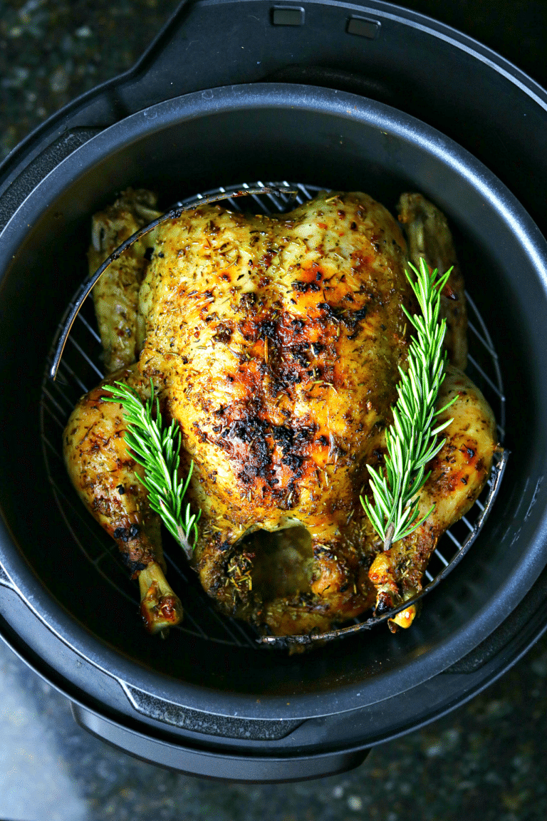 a whole chicken in an instant pot