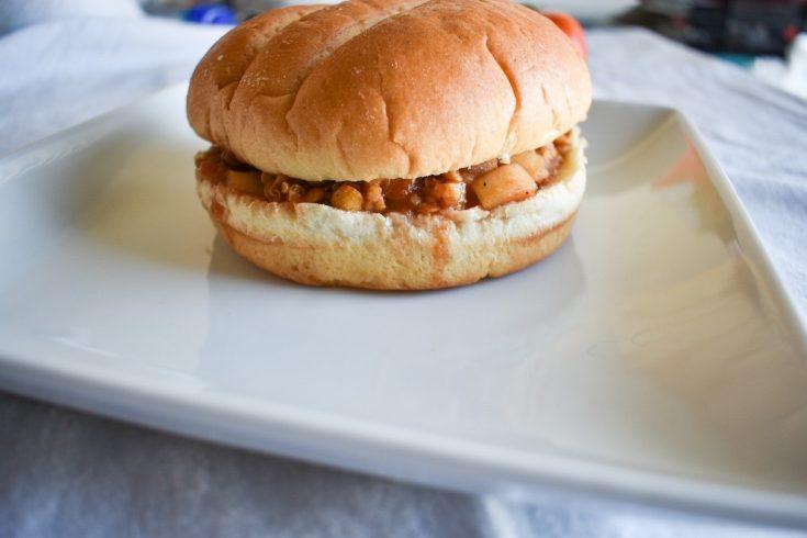 Lentil Quinoa Sloppy Joes Vegan Friendly